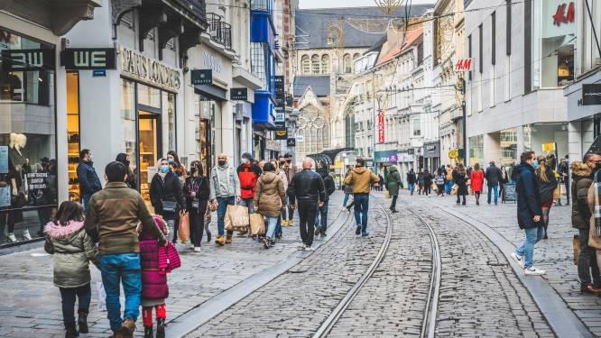"""Gent blijft ook na corona aantal shoppers tellen: """"Meten is weten"""""""