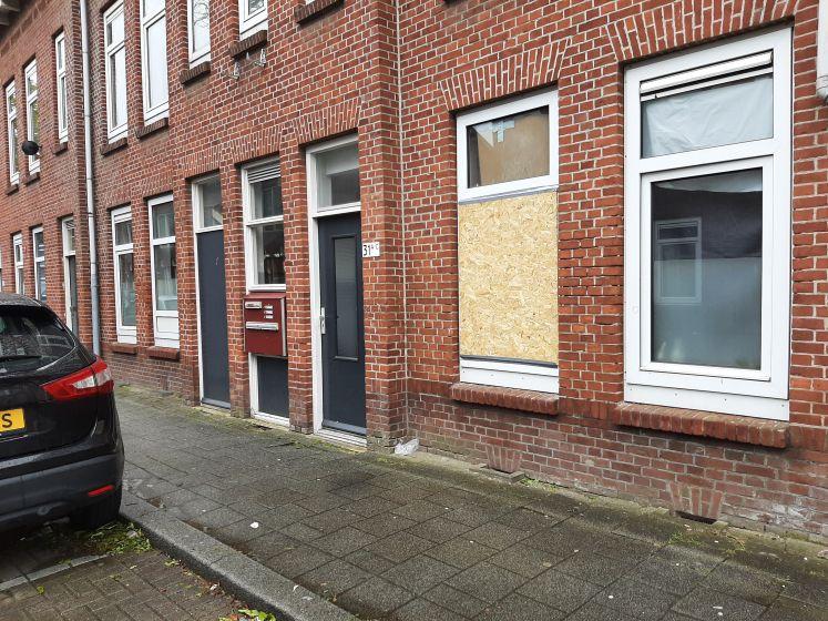 Nog een explosie in Rotterdam, huis van gezin beschadigd: 'We hebben niks met voetbal'