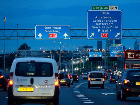 Plan vier Haagse partijen: Nog maar 80 kilometer op snelwegen en alle oude diesels naar de sloop