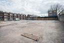 Een deel van de bebouwing op het Klavers-Jansenterrein is inmiddels gesloopt