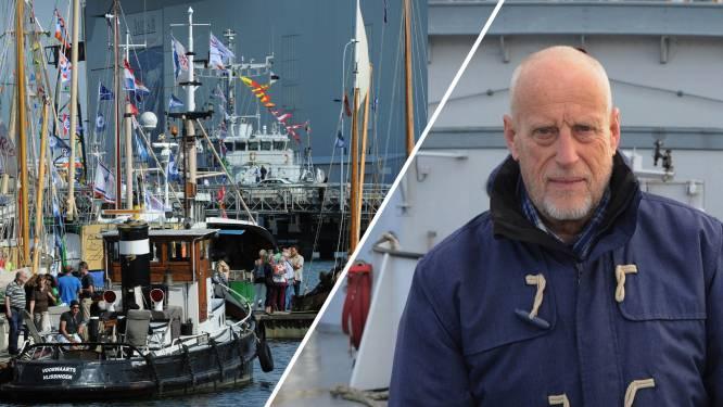 Niek droomt over maritiem 'Sail-evenement' in 2024 in en om havens Vlissingen