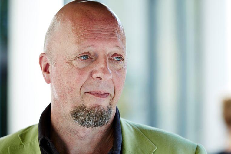 Haye van der Heyden. Beeld ANP Kippa