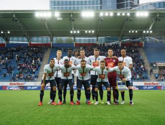 AA Gent plaatst zich voor de volgende voorronde van de Conference League, maar verliest met 2-0 tegen het Noorse Valerenga