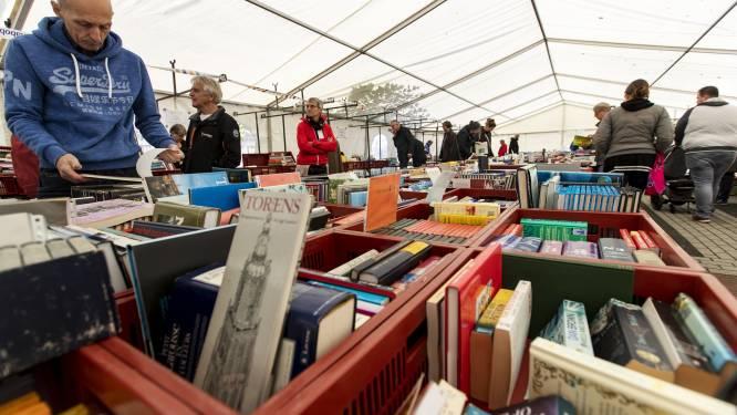 Veiling- en boekenmarkt Holten verkast naar andere locatie