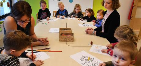 Ouders kunnen kiezen tussen meer opvangcentra voor kinderen