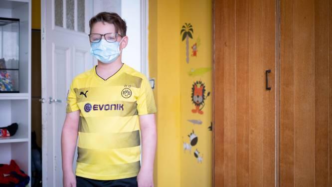 """Mama van positief geteste Mathias vraagt om verjaardagskaartjes te sturen: """"Dan voelt hij zich minder alleen op zijn verjaardag"""""""