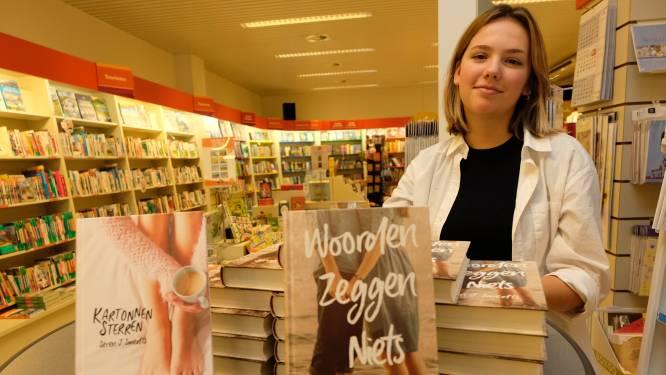 """Amper 18 en al twee romans geschreven: """"Maar ik wil niet echter verder in literatuur"""""""