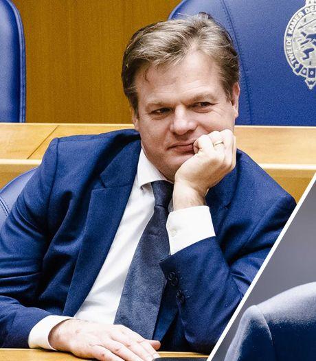 Vertrouwen in CDA-leider Hoekstra keldert na Omtzigt-crisis, monsterklus voor partijleiding