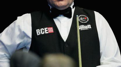 Snookerlegende Jimmy White komt in juni naar ons land voor exhibitietoernooi