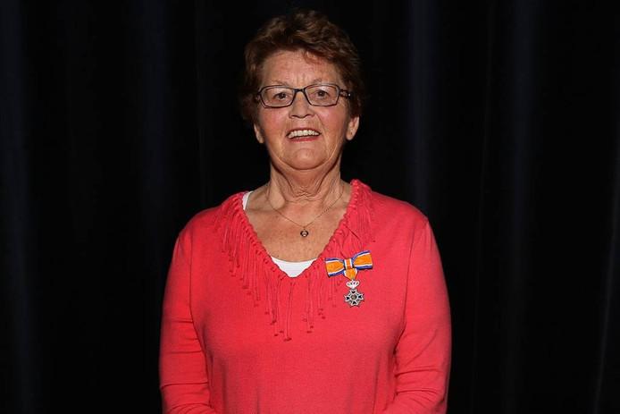 Annie van der Horst - Broks uit Waalwijk