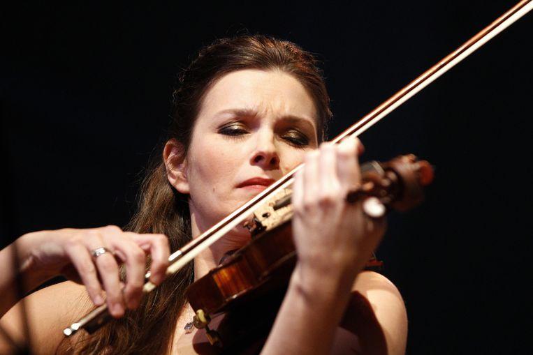 Janine Jansen Beeld anp
