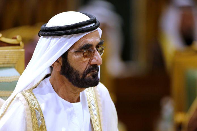 Latifa's vader, Sheikh Mohammed bin Rashid Al Maktoum.