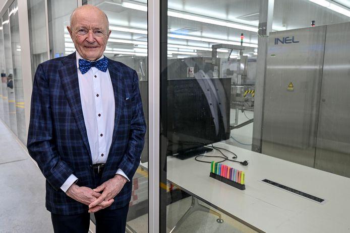 Leon Van Rompay, CEO van Mithra.