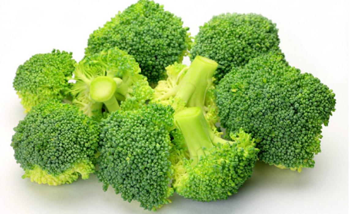 Broccoliroosjes.