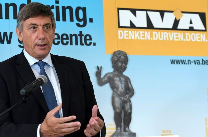 N-VA stelde deze week zijn verkiezingsprogramma voor de gemeenteraadsverkiezingen voor.