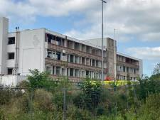 Voormalig ziekenhuis in Sliedrecht gaat tegen de vlakte