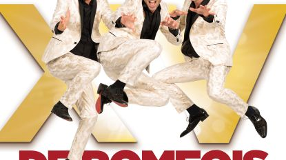 De Romeo's bedanken collega's met verjaardagsalbum