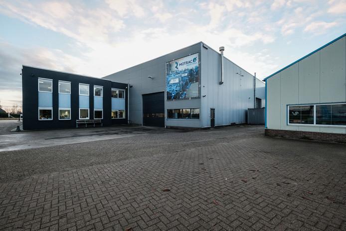 Motrac gaat verhuizen, van Baak naar Zutphen.