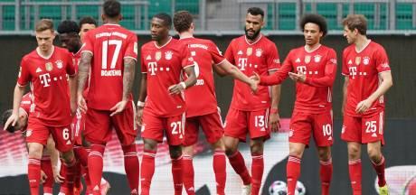 Le Bayern se rapproche du titre après sa victoire face à Wolfsburg