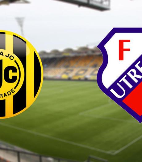 Roda wil doortrekken tegen Utrecht