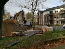 Lekkage in Edese wijk De Steinen: groot deel zit zonder water