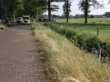 Motorrijder en bromfietser gewond bij aanrijding in Markelo