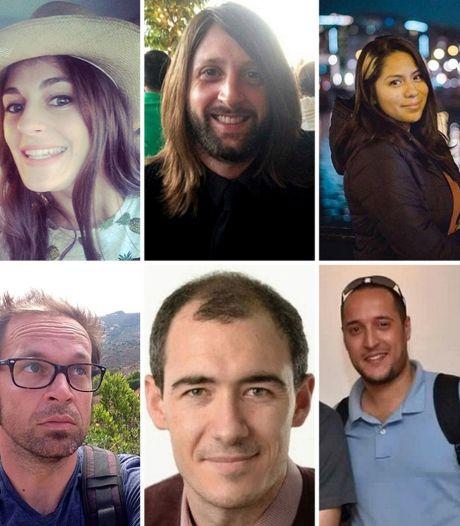 Deze mensen lieten het leven bij de aanslagen in Parijs