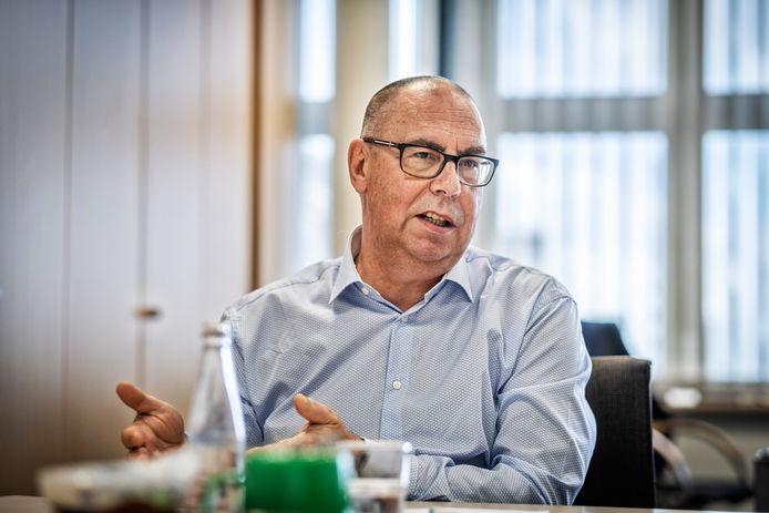 ACV-voorzitter Marc Leemans