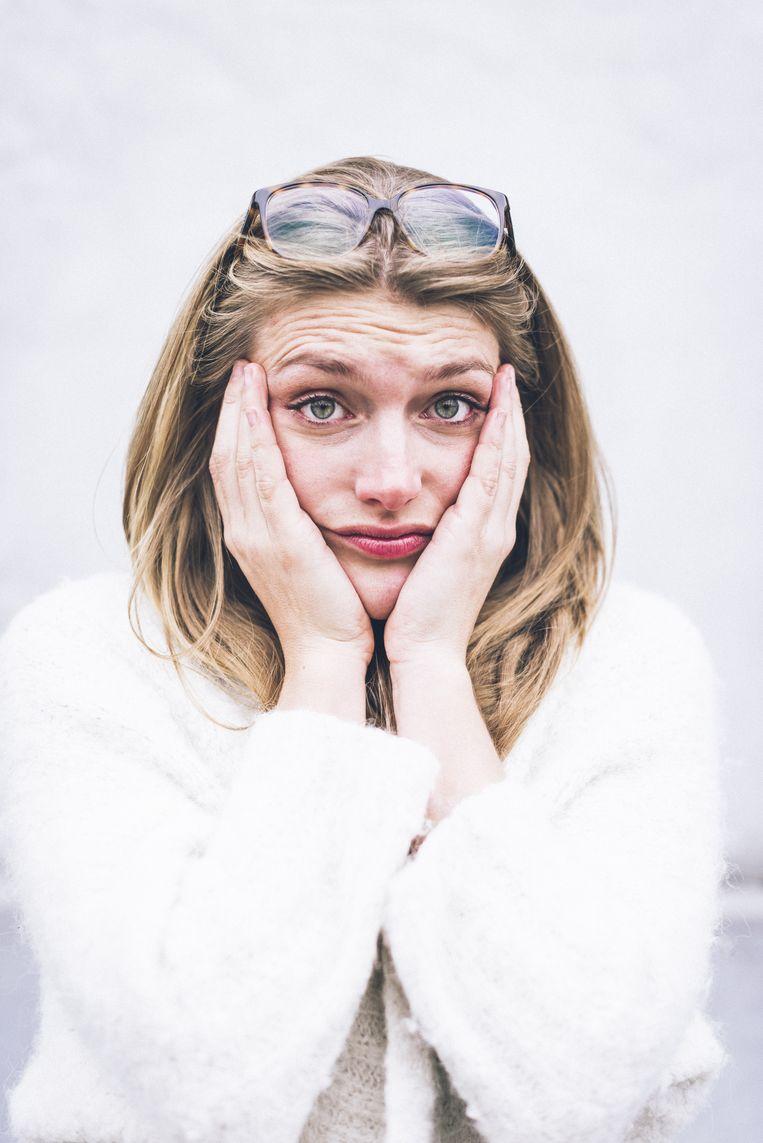 Charlotte Vandermeersch (31). Beeld Senne Van der Ven