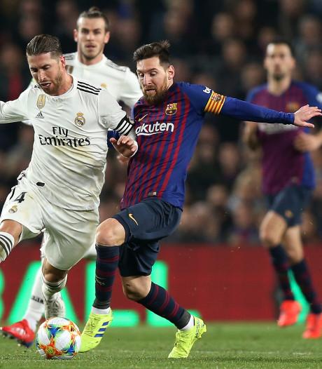 Spaanse bond laat clubs nieuwe 'Clásico' prikken