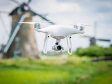 Nieuwe regels kunnen drones in Kinderdijk aan banden leggen
