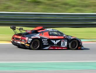Bert Longin en Peter Guelinckx houden kansen op de titel gaaf in Europese GT2