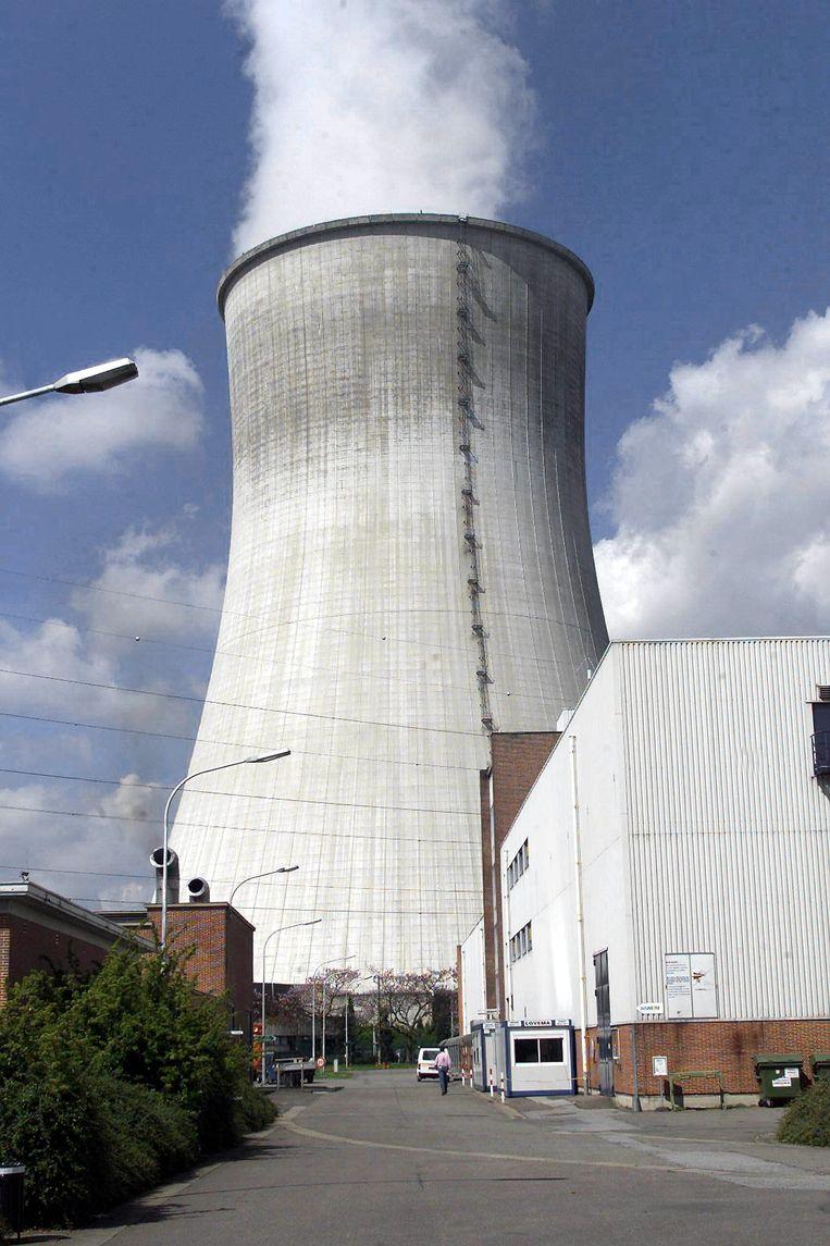 De grensgemeenten vrezen een ongeval in de kerncentrale van Tihange. Beeld BELGA