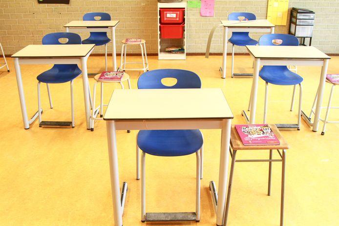 Groep 7 van basisschool Burgemeester Sigmond is woensdag 23 september op tv te zien. Foto ter illustratie.