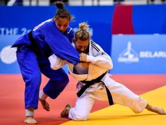 Mina Libeer overleeft eerste kamp niet op WK judo