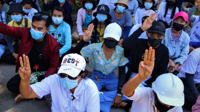 Afgezette politici in Myanmar verzamelen tienduizenden bewijzen van mensenrechtenschendingen