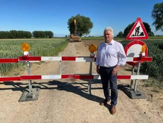 Werken gestart voor de aanleg van fietspad tussen Putse en Langemunte