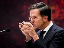 'Rutte staat in robotstand, terwijl hij excuses zou moeten maken'