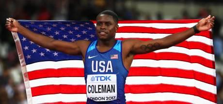 Coleman scherpt wereldrecord 60 meter indoor verder aan