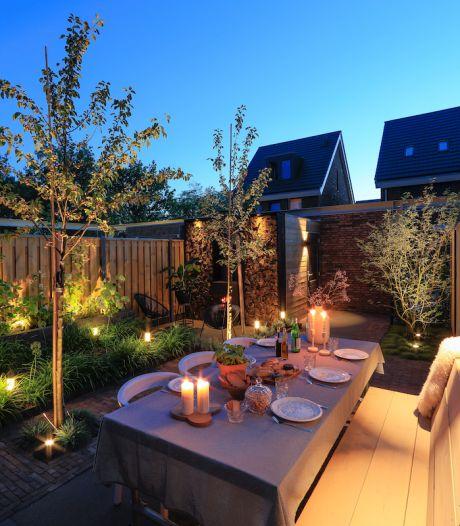 Niet álle tuinverlichting is mooi: 'Leuk voor op de kermis, maar niet in de achtertuin'