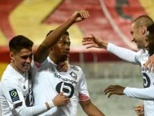 Botman blijft met Lille op titelkoers na glansrol Yilmaz in Lens
