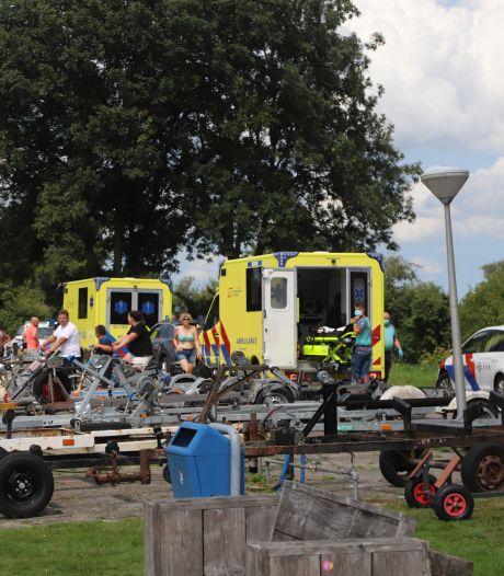'Jong gezin' betrokken bij explosie op plezierjacht in Groningen, kind mogelijk zwaargewond