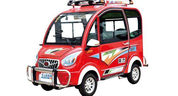 Changli: de elektrische auto van 1.200 dollar, of ruim 1.000 euro.