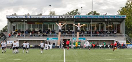 Berkum verslaat Eemdijk in de stijl van een kampioen