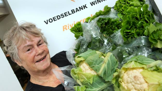 Joke is vrijwilliger bij Voedselbank: 'Als de nood hoog is, staat er vrijdag een voedselpakket klaar'