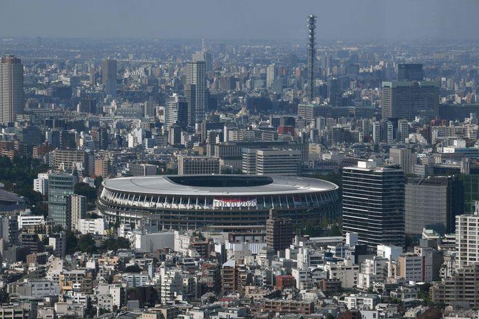 10.000 supporters seront autorisés dans les tribunes du National Stadium de Tokyo, si la situation sanitaire reste stable, pendant les Jeux Olympiques.