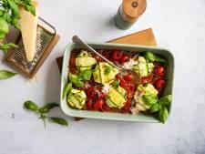 Wat Eten We Vandaag: Courgette-ravioli met ricotta en geitenkaas