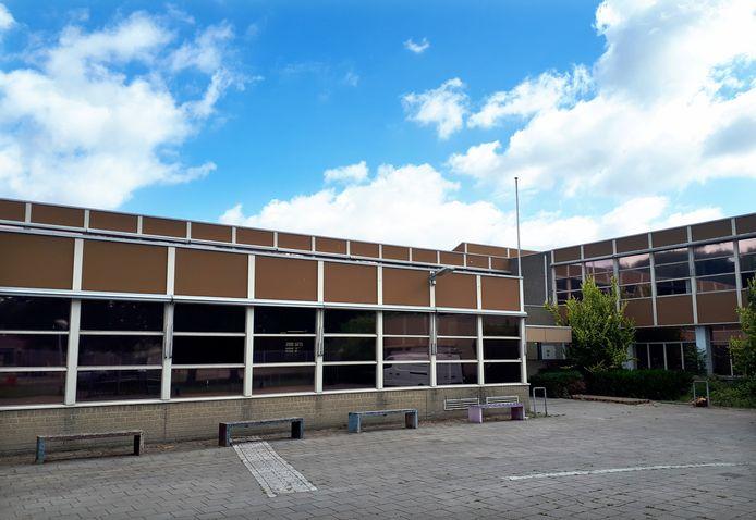 Het Cultuurhuis Roosendaal aan de Bovendonk een jaar geleden.