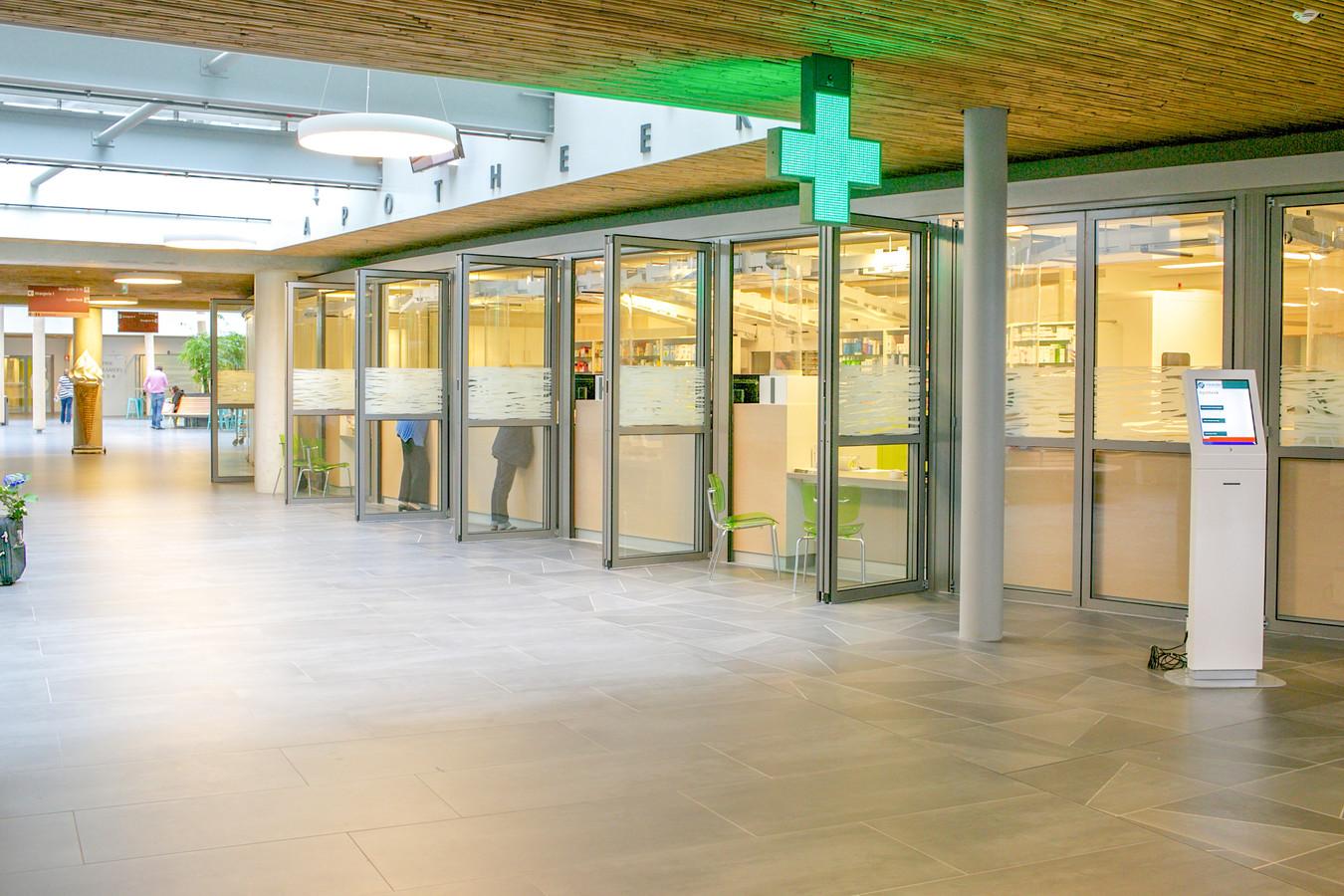 De dienstapotheek in het Meanderziekenhuis in Amersfoort