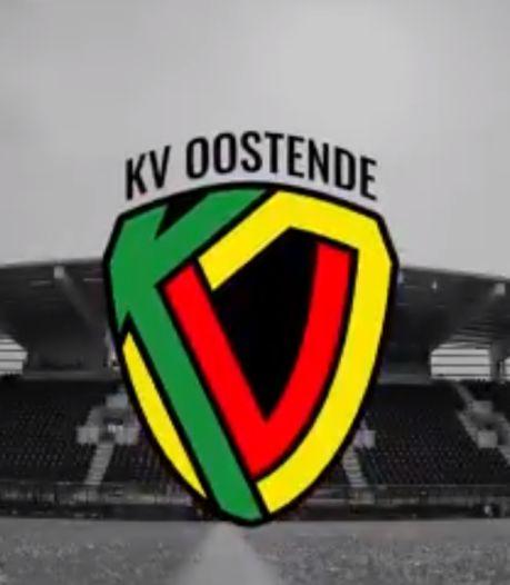 Le KV Ostende présente un nouveau logo et un nouveau site web pour marquer ses 40 ans